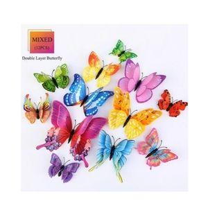 Wall Decoration 3D Butterflies